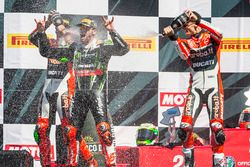 Podyum: 1. Tom Sykes, Kawasaki Racing