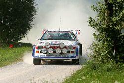 #69 Reinhard Reichel, Kusnirakova, Audi S1 E2