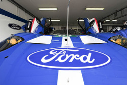 Logo del Ford #67 Ford Chip Ganassi Racing Team UK Ford GT: Marino Franchitti, Andy Priaulx, Harry T