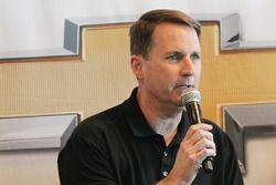 Mark Kent, director of GM racing