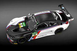 El BMW M6 GT3 para BMW Motorsport Juniors, Schubert Motorsport