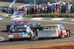 Facundo Ardusso, JP Racing Dodge, Juan Jose Ebarlin, Donto Racing Torino