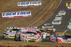 Sergio Alaux, Coiro Dole Racing Chevrolet, Emanuel Moriatis, Martinez Competicion Ford