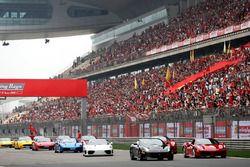 Ferrari'ler