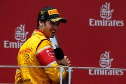 Race winner Antonio Giovinazzi, PREMA Racing