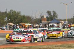 Leandro Mulet, Mulet Competicion Dodge, Prospero Bonelli, Bonelli Competicion Ford