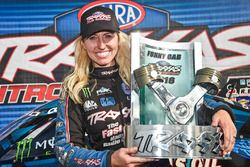 Ganador del Traxxas Nitro Shootout, Courtney Force