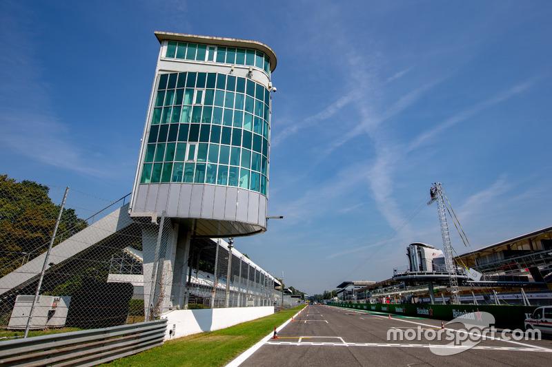 GP de Italia, Monza
