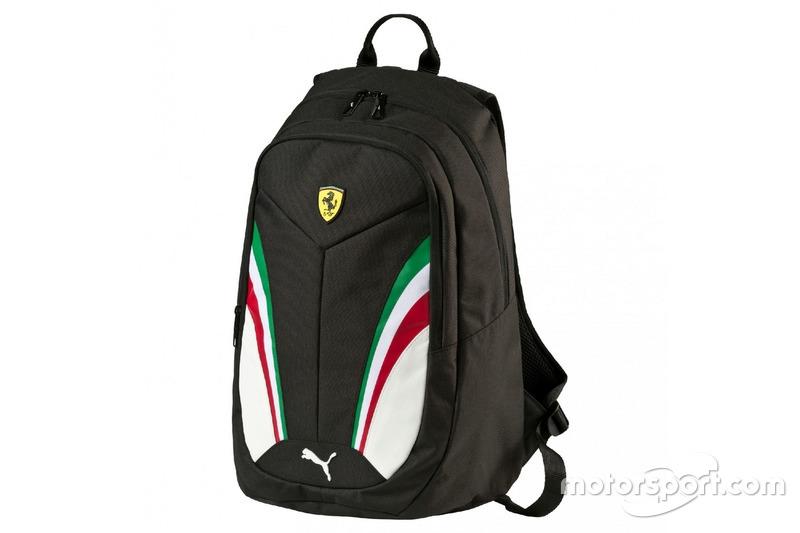 Sac à dos noir Scuderia Ferrari 2016
