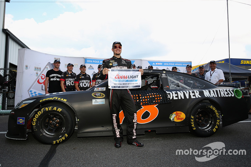 Pocono: Martin Truex Jr. (Furniture-Row-Toyota)