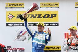 Podium: Colin Turkington, Silverline Subaru BMR Racing