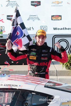 Ganador, Dane Cameron, Action Express Racing