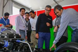 Malaysian Academia And Industry join forces to develop hybrid technology using a Le Mans Prototype Car