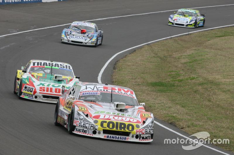 Sergio Alaux, Coiro Dole Racing Chevrolet, Mariano Altuna, Altuna Competicion Chevrolet, Martin Pont