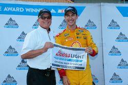 Pole: Joey Logano, Team Penske Ford