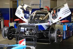 #27 SMP Racing BR01 - Nissan