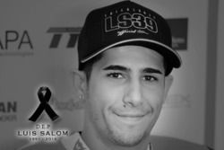 En memoria Luis Salom, SAG Racing Team