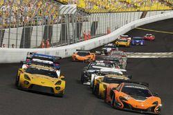Gran Turismo Sport, GT araçları