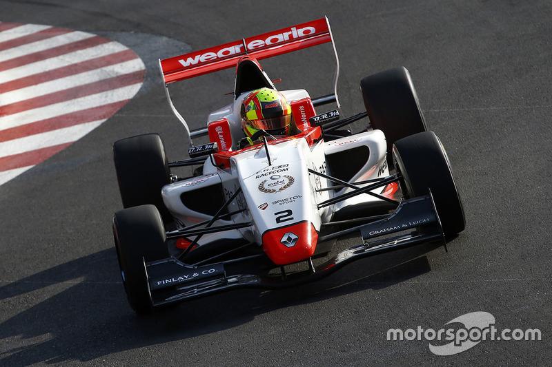 2016 - Formule Renault Eurocup