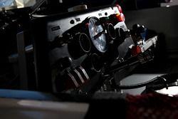 Armaturenbrett im NASCAR Toyota Camry