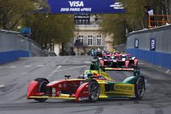Daniel Abt, ABT Schaeffler Audi Sport líder