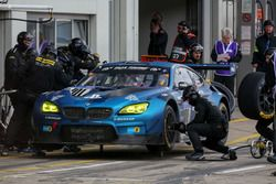 #101 Walkenhorst Motorsport powered by Dunlop, BMW M6 GT3:Matias Henkola Finnland, Kazunori Yamauchi
