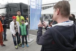 Daniel Nagy, Honda Civic Team Zengo, Honda Civic WTCC with Fans