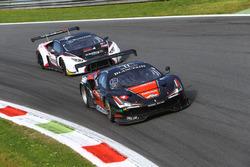 #11 Kessel Racing, Ferrari 488 GT3: Michal Broniszewski, Andrea Rizzoli, Alessandro Bonacini