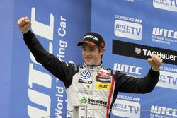 Podium : Joel Eriksson, Motopark Dallara F312 – Volkswagen