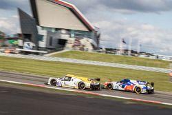 #15 RLR Msport, Ligier JSP3 - Nissan: Marten Dons, Ossy Yusuf, Ross Warburton