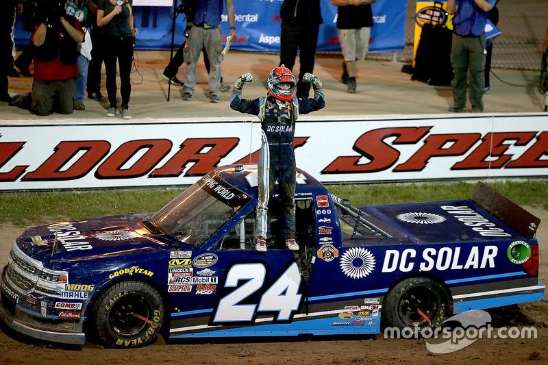 1. Kyle Larson, GMS Racing, Chevrolet