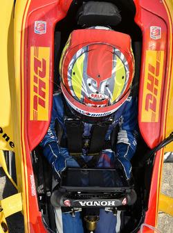 Robin Frijns, Andretti Autosport, Honda