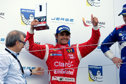 Bester Rookie: Pietro Fittipaldi, Fortec Motorsports