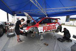 Scott Pedder, Dale Moscatt, Skoda Fabia R5