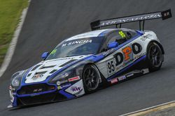 #95 Miedecke Stone Motorsport Aston Martin V12 Vantage: Nathan Morcom, George Miedecke
