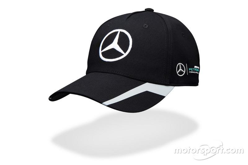 Casquette Mercedes AMG Petronas noire