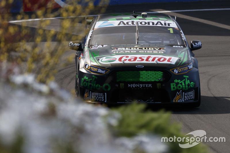 Mark Winterbottom und Dean Canto, Prodrive Racing Australia, Ford