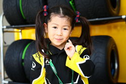 Un fan de Renault Sport F1 Team