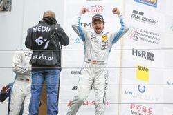 Podium: Mario Farnbacher, Farnbacher Racing, Lexus RC F GT Prototype