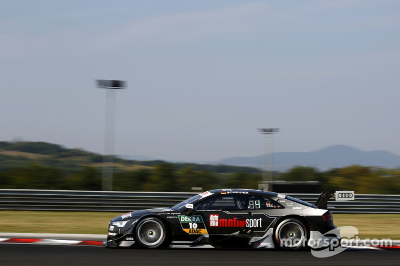 6. Timo Scheider, Audi Sport Team Phoenix, Audi RS 5 DTM