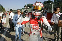 Alberto Viberti, BRC Racing Team