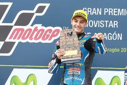 Race winner Jorge Navarro, Estrella Galicia 0,0