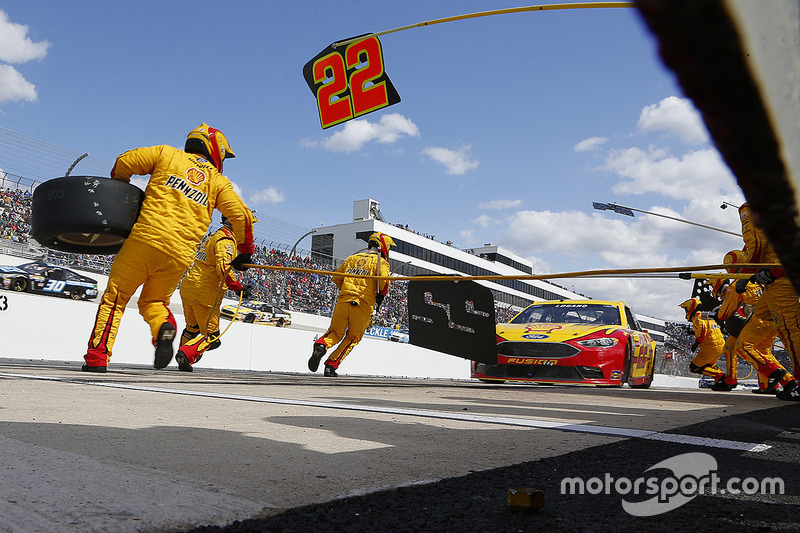 7. Joey Logano, Team Penske Ford