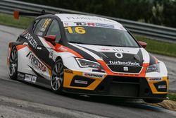 Francisco Carvalho e Nuno Batista, SEAT León, Veloso Motorsport