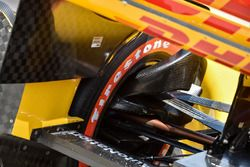 Ryan Hunter-Reay, Andretti Autosport Honda, car detail