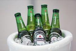 Heineken anounces a sponsorship deal with F1