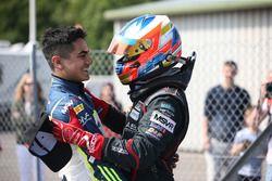 Enaam Ahmed, Douglas Motorsport dan Thomas Randle, Douglas Motorsport