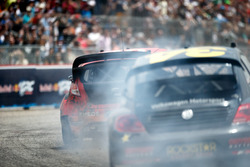 Steve Arpin, Ford; Tanner Foust, Volkswagen