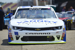 Alex Bowman, JR Motorsports Chevrolet