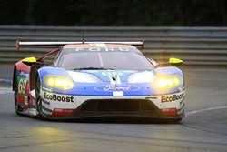 Райан Бриско, Ричард Уэстбрук, Скотт Дикссон, #69 Ford Chip Ganassi Racing Ford GT